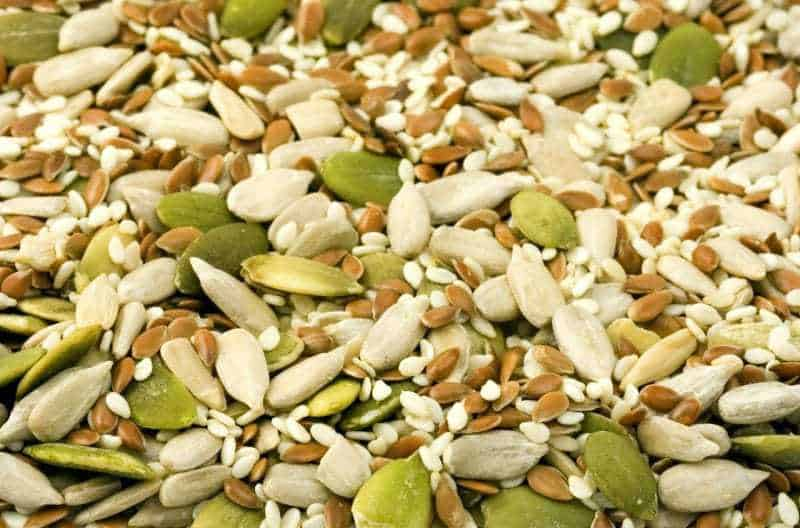 Summer Superfoods You Should be Eating - Nuts and Seeds