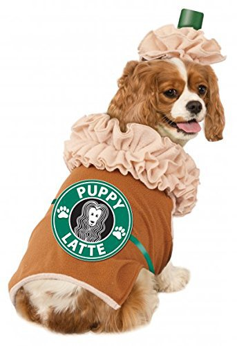 Iced Coffee Pet Costume