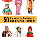50 Unbelievably Cute Halloween Costume Ideas for Infants and Toddlers