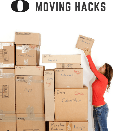 8 Essential Moving Hacks