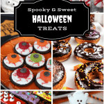 Spooky & Sweet Halloween Treats – 15 Halloween Recipes