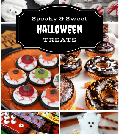 Spooky & Sweet Halloween Treats