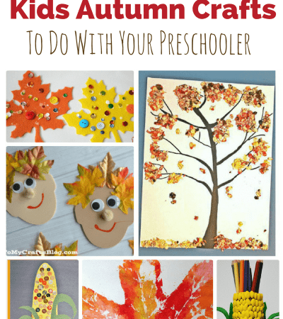 14 Festive Autumn Crafts for Kids