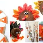 12 Terrific Thanksgiving Crafts for Kids