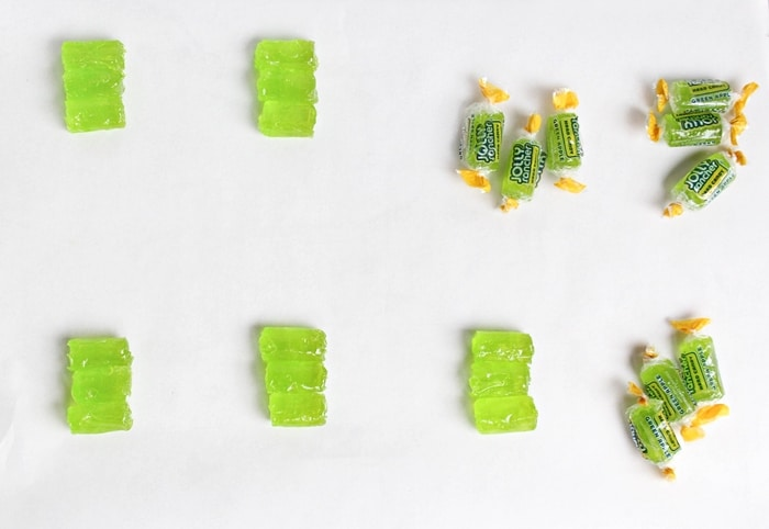How to make Jolly Rancher Suckers
