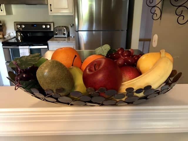 Upcycled Artisanal Bowl