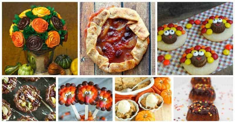 15 Thanksgiving Desserts Guests Will Gobble Up