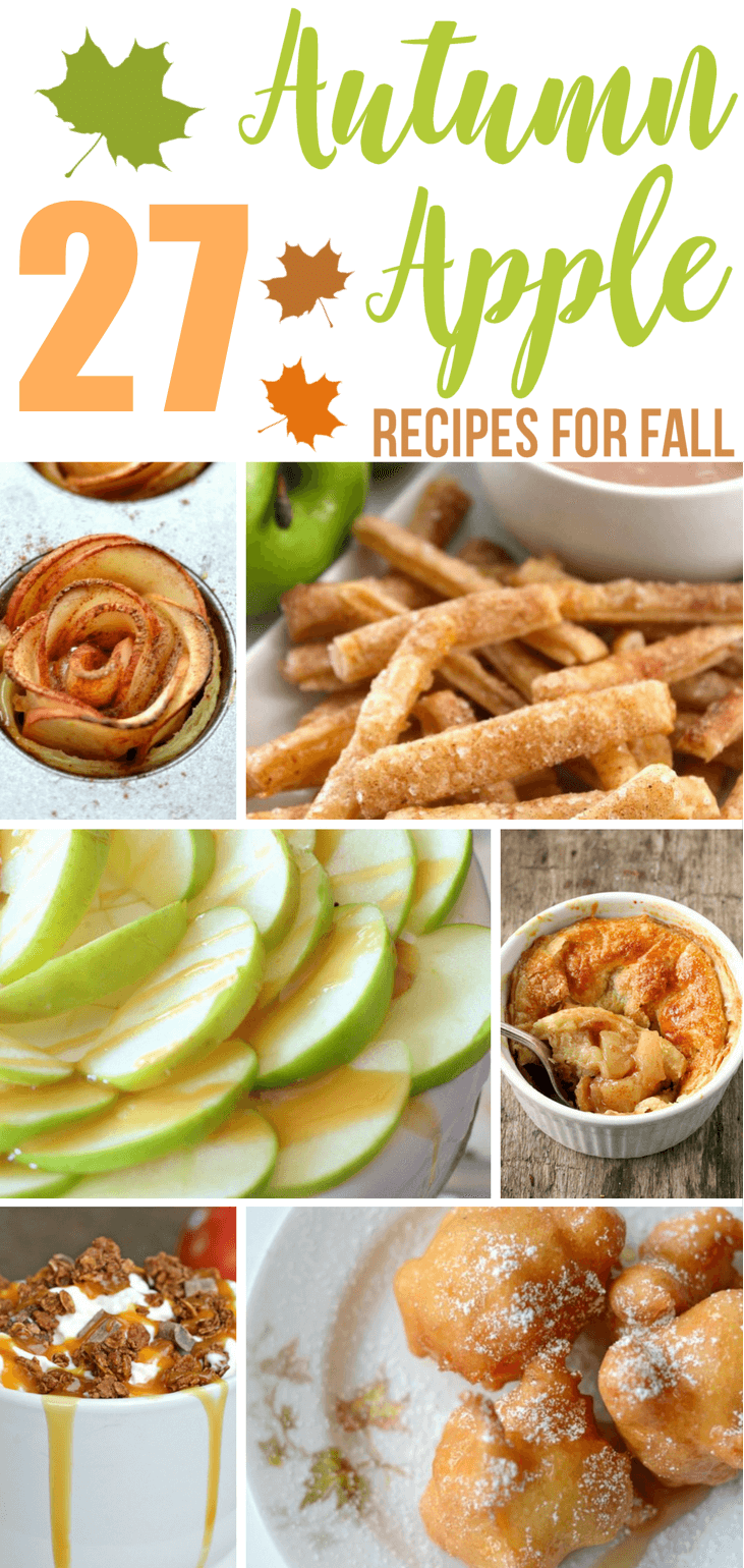 27 Apple Recipes Perfect for Fall