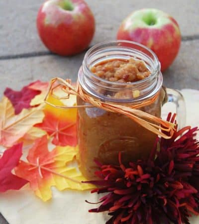 Quick & Easy Applesauce
