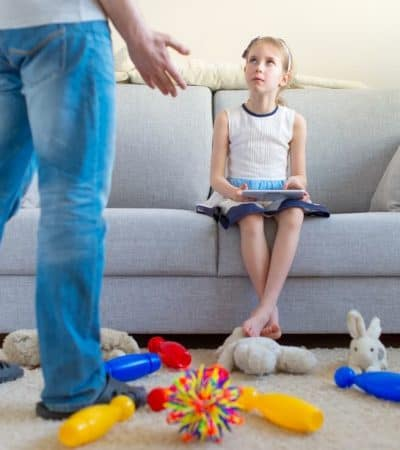 Is Keeping a House Clean With Kids Possible?