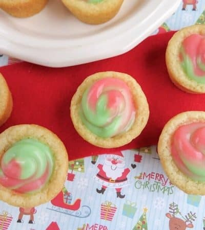 Sugar Cookie Pudding Cups