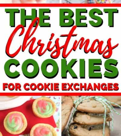 The Best Christmas Cookies for Cookie Exchanges