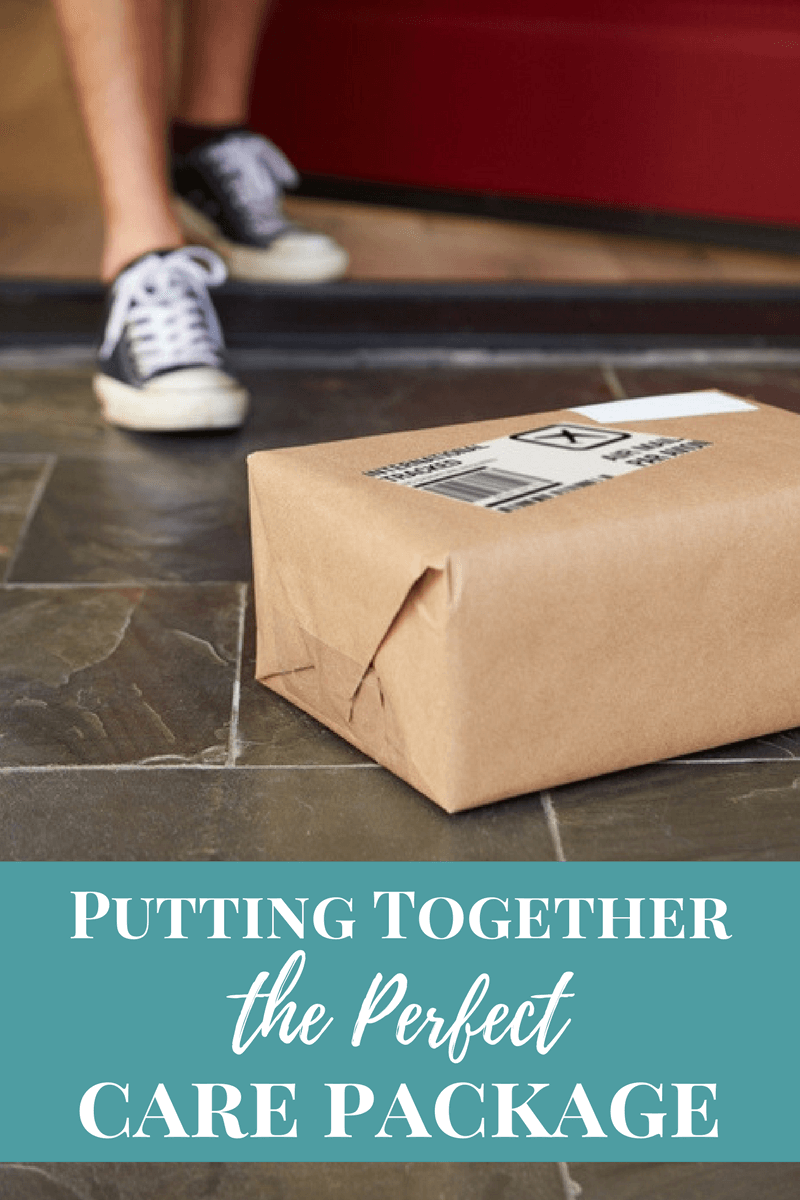 Use these terrific care package ideas to help you put together the perfect care package for your loved one during their time of need.