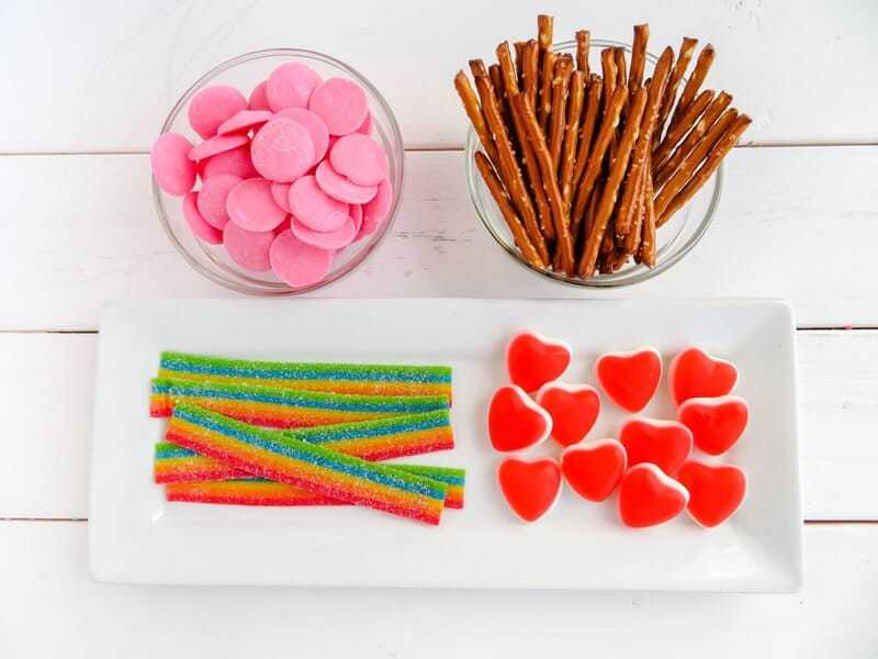 Cupid's Arrows - Cute & Easy Valentine's Day Dessert