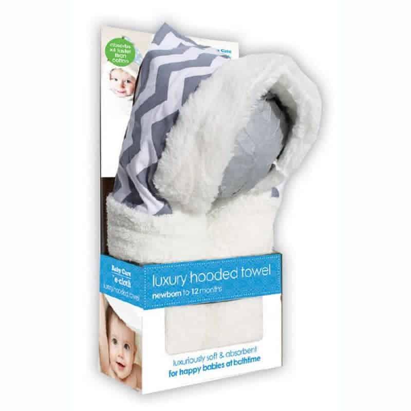 Luxury Hooded Towel