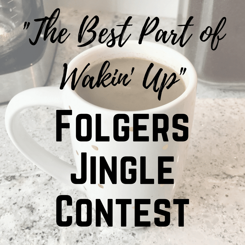The Best Part of Wakin Up Folgers Jingle Contest