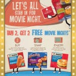 Enjoy a Free Movie Night In from Tyson, Redbox, & Walmart