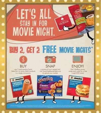Enjoy a Free Movie Night In