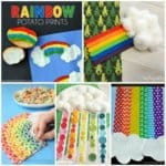 Fun Rainbow Crafts for Kids