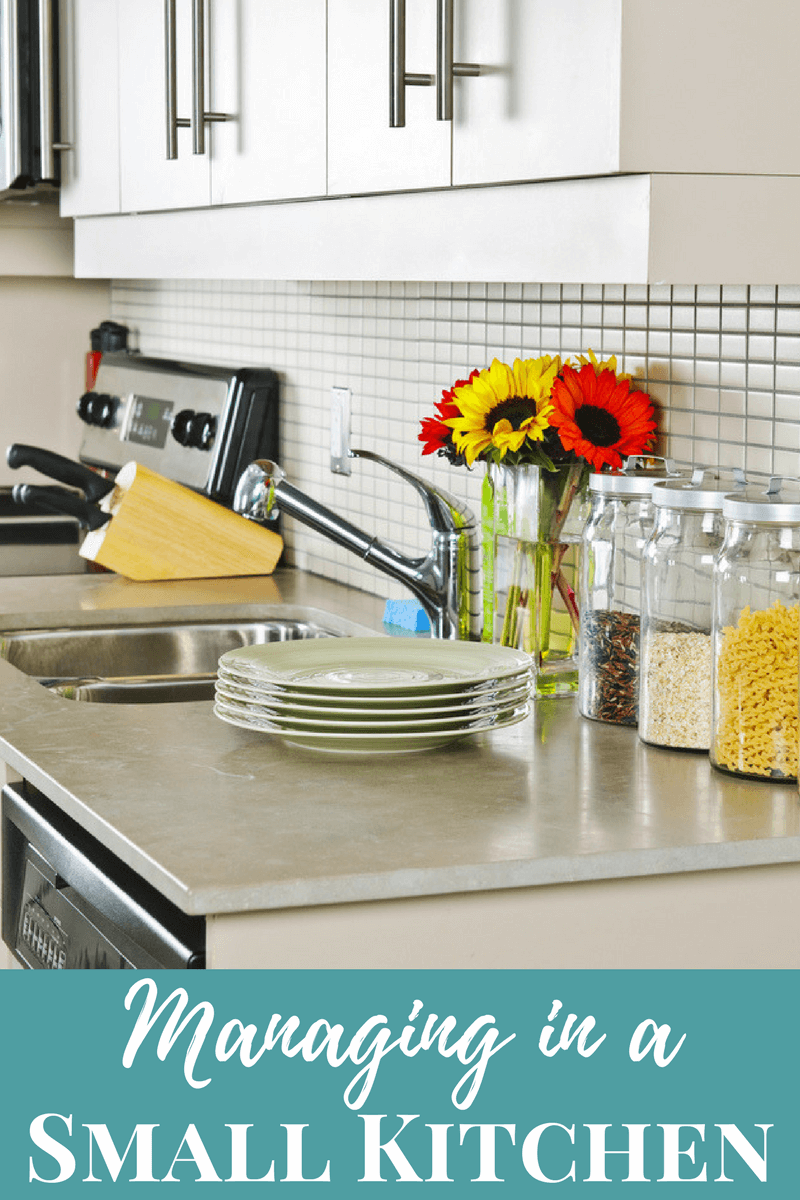 These genius, yet simple, small kitchen ideas will help you make the most of your tiny kitchen.