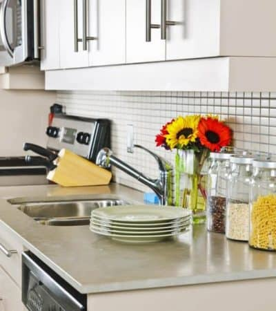These genius small kitchen ideas will help you make the most of your tiny kitchen.