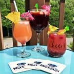 Relaxing While Pregnant With Non-Alcoholic Ocean Spray® Mocktails