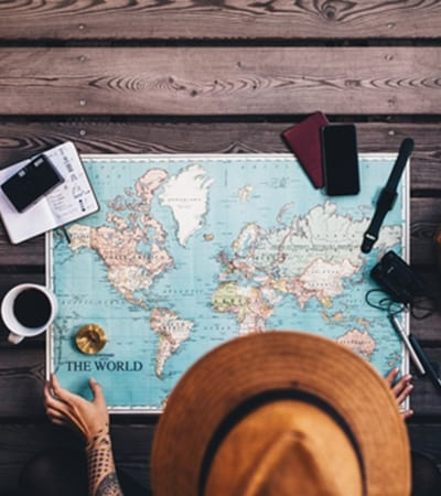 Smart suggestions for ways that you can effectively document your travels and make them a memory you can always look back on.