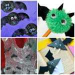 13 Bat Crafts Perfect for Halloween