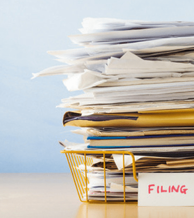 Use these tips to spend some time organizing important documents all in one place so that if anything happens, you or your loved ones can get the information they need.