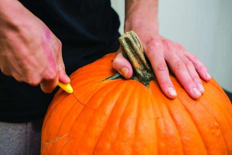 If you aren't certain how to carve a pumpkin, we have got you covered! Learn how to carve a pumpkin, step by step, and other helpful pumpkin carving tips.