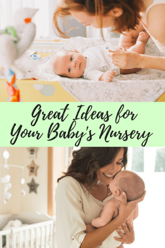 Here are some ideas for your baby's nursery to get you dreaming, along with some practical advice that can help the planning process go smoothly.