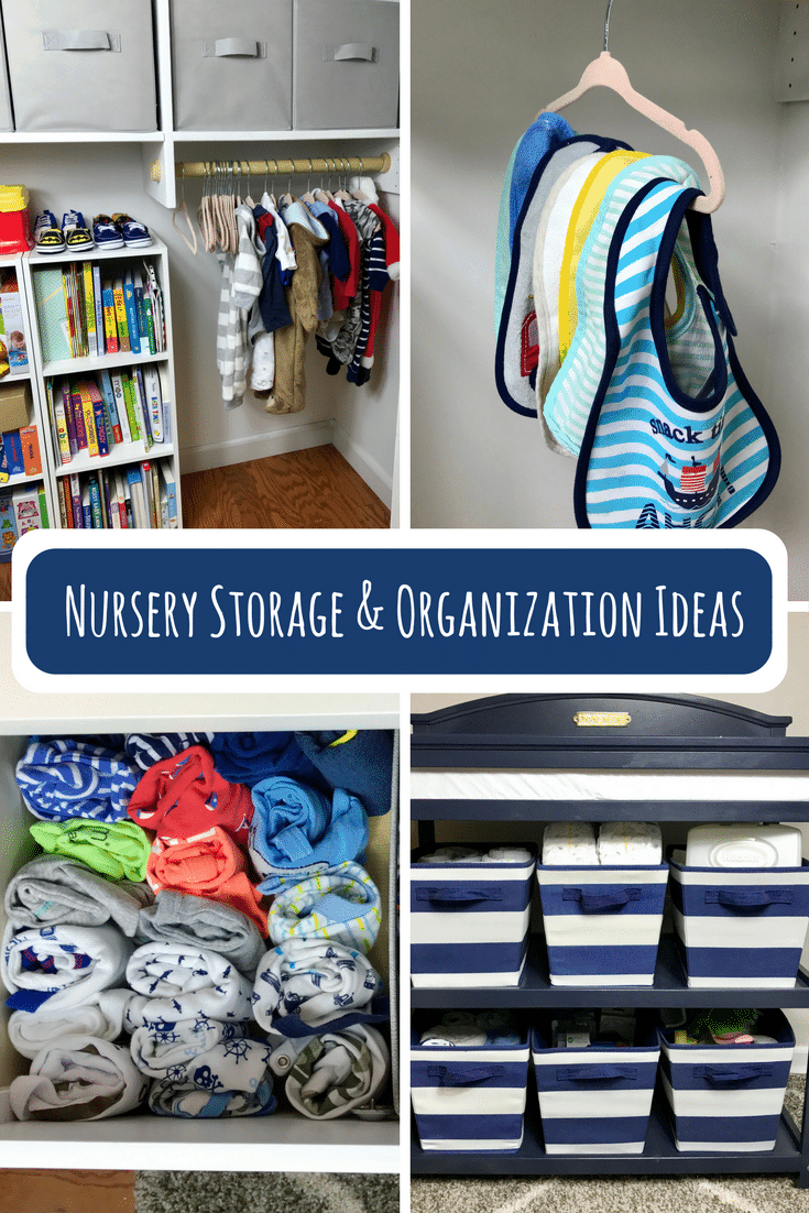 Listen up mamas, because today I am going to share my best nursery storage and organization tips to maximize baby's storage with you.