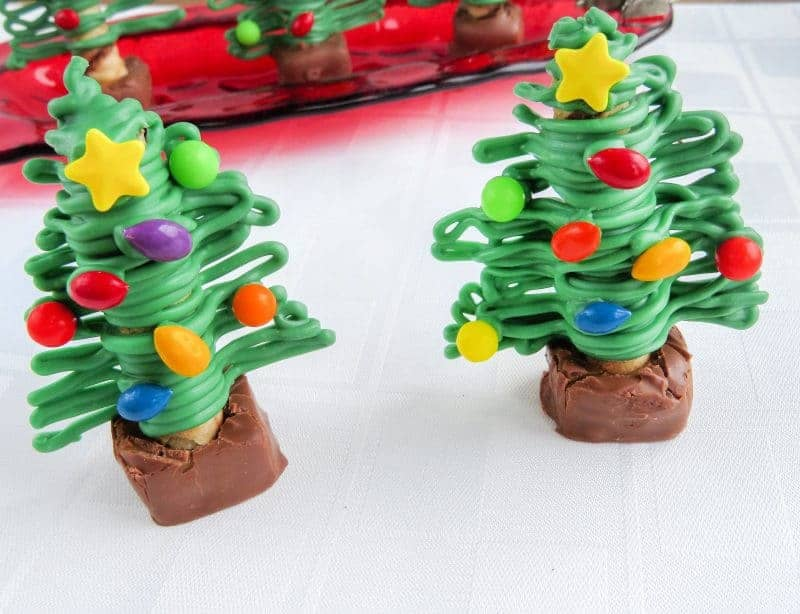 Christmas Tree Treat Recipe