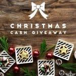 $200 Christmas Cash Giveaway (1/2 WW)
