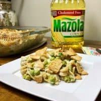 Better For You Tuna Pasta Casserole