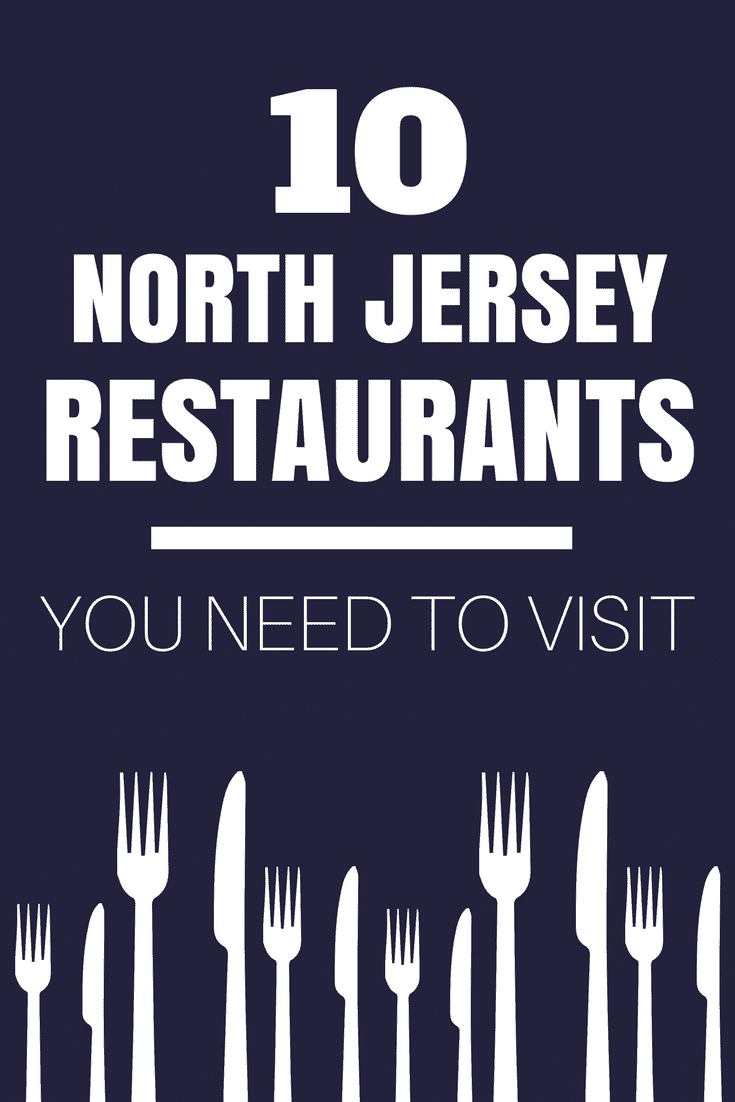 This list of my top 10 restaurants in North Jersey has selections from 5 different countries and something for everyone with everything from a classic New Jersey diner to authentic Portuguese cuisine.