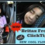Britax Cool Flow Frontier ClickTight Car Seat Giveaway (3/31 US)