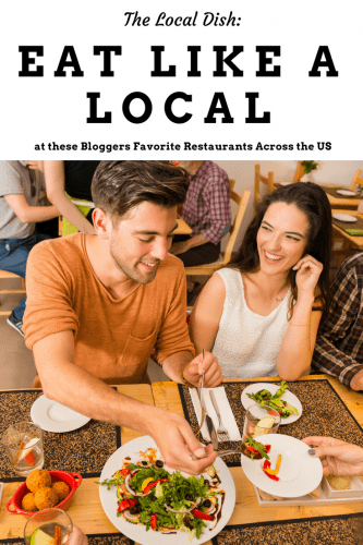 Eat like a local at these bloggers favorite local restaurants all across the United States. From New York City to Seattle to Houston, these bloggers share the top local restaurants that you need to visit if you are ever in the area.
