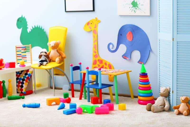 From Playroom Decor, To Furnishing Your Playroom And Creating Play Zones,  These Kids Playroom