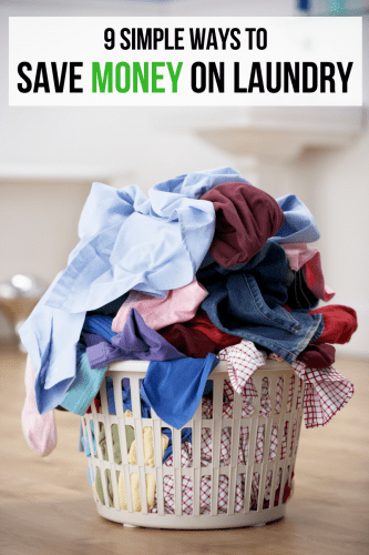 You may not realize it, but doing laundry isn't cheap. Luckily, there are some things you can do to save some cash. Check out these 9 simple ways to save money on laundry.