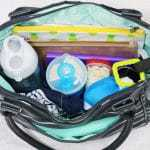 What I Am Carrying in My Diaper Bag This Summer