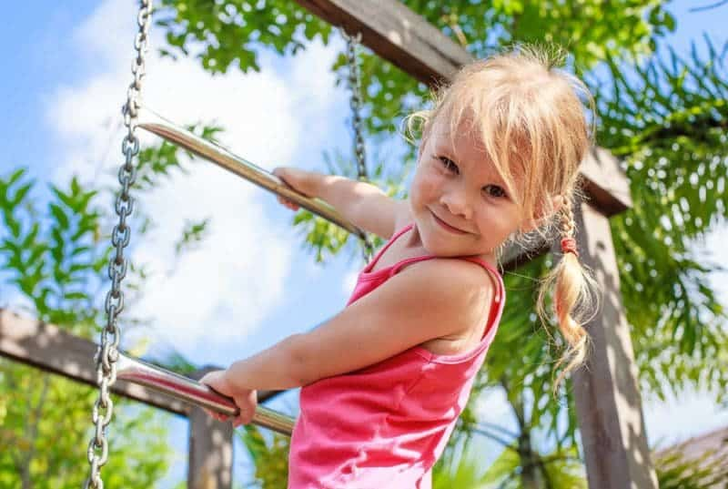 Follow these 6 essential park and playground safety tips keep the kids safe with they play at their favorite neighborhood playground.
