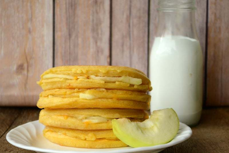 Eggo apple quesadilla recipe