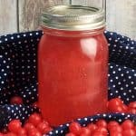 Sour Cherry Moonshine