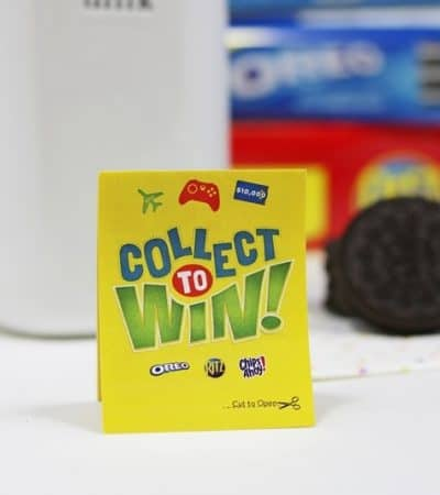 Snack your way to a $10,000 Walmart gift card with the Collect to Win Sweepstakes.