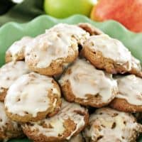 Soft Apple Cookies