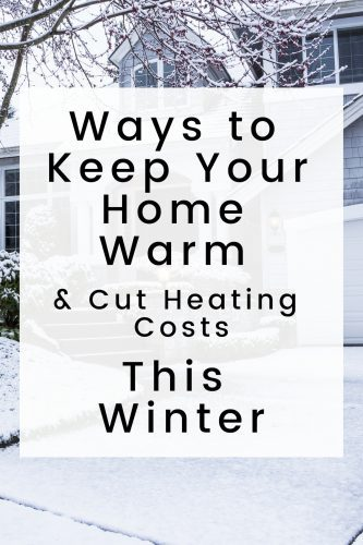 Use these clever home heating tips to keep your house warm this winter and help save on heating costs.