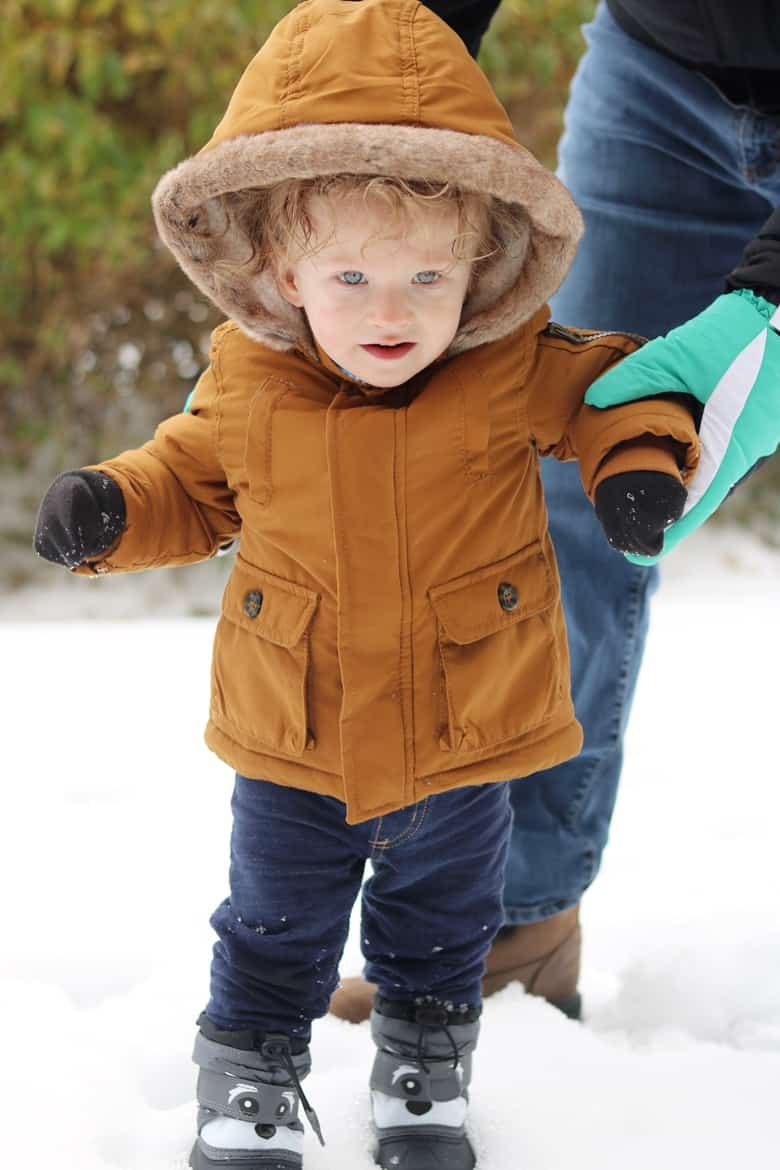 Make sure that you have all the Winter baby gear that your little one will need to get through the Winter with this list of Winter must-haves for baby.