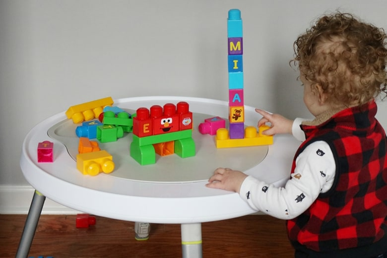 Block play is an important activity for toddlers. Not only are building blocks fun to play with, but block play is also a great way of promoting skills important to early childhood development.