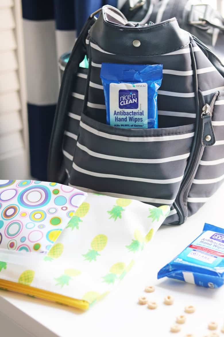 As a toddler mom, hand wipes are a must-have. For one reason or another, I find myself busting the wet wipes out all day long. Here are 11 of those reasons.